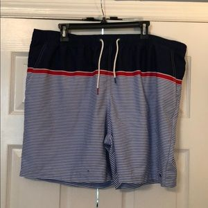 Men's Vineyard Vines for Target swim trunks XL
